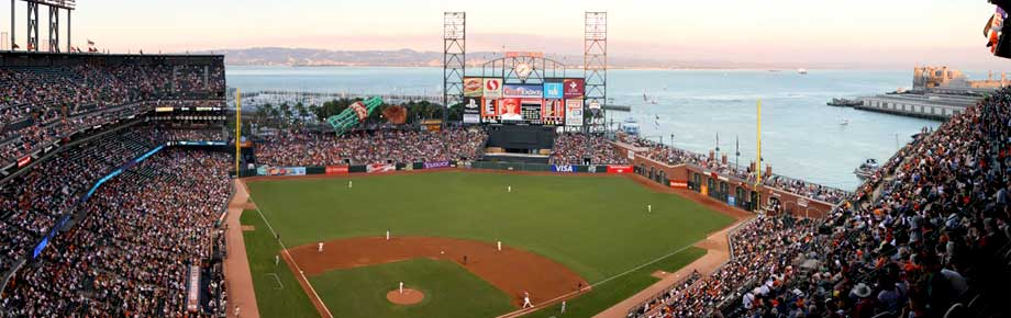 San Francisco Giants stadium